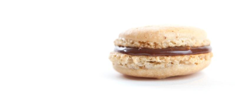 Mocha Macaron