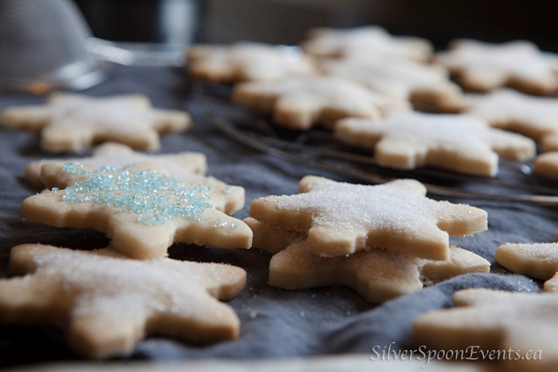 Shortbread Cookies by Silver Spoon Events