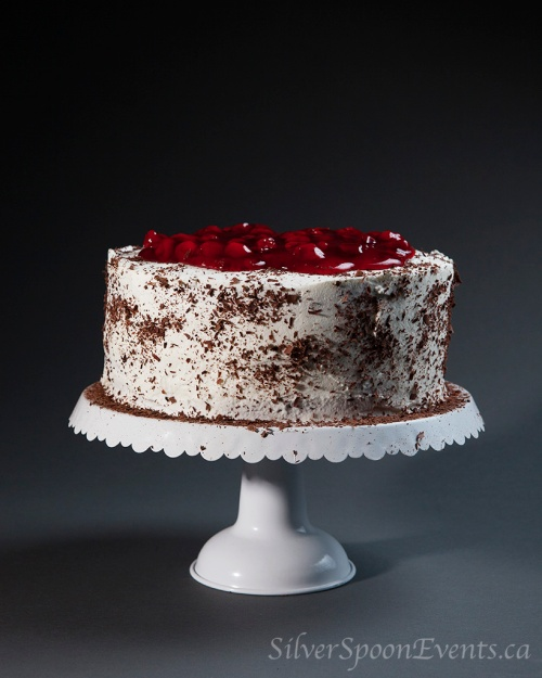 Silverspoon Events Black Forest Cake
