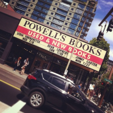 Powell's books - Portland
