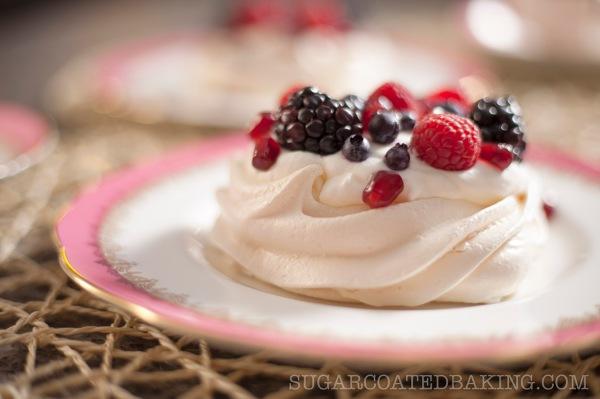 Pavlova - Sugar Coated Baking